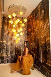 Decorative light for home