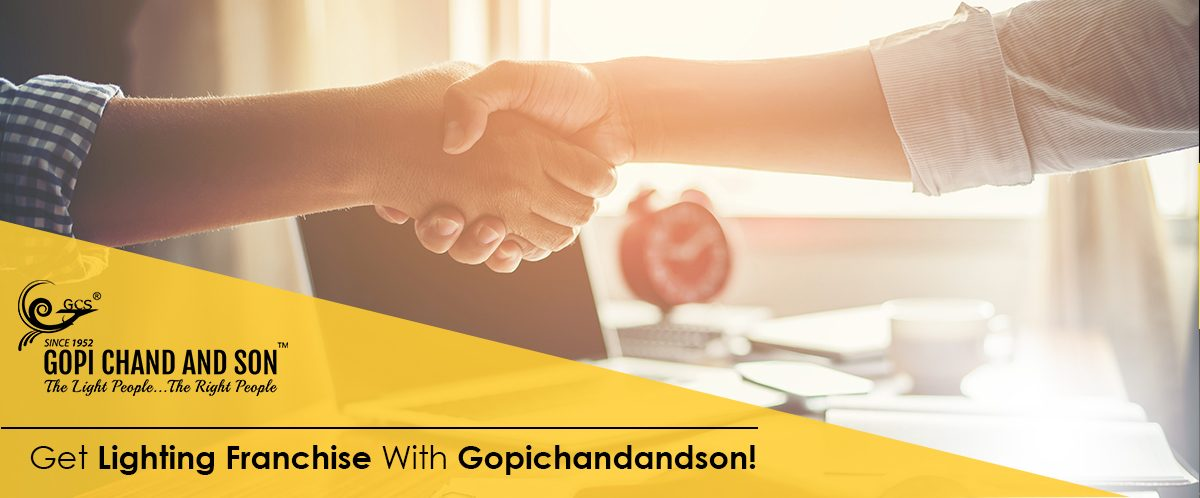 Get Let Lighting Franchise Business Opportunity By Gopi